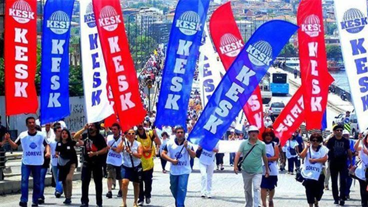 Gazete Duvar: KESK, TİS için 4 koldan Ankara'ya yürüyecek