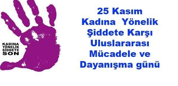 Panel: İstanbul Sözleşmesi ve Kadına Yönelik Şiddetle Mücadele