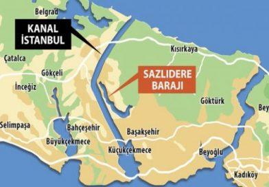KESK: Kanal İstanbul Çılgın Proje Değil, Çılgınlıktır! Doğanın Talan Edilmesidir!