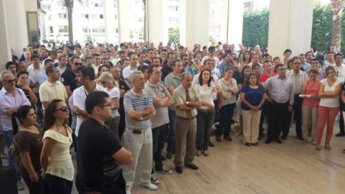 13 Haziran Cuma Günü Yapılan Basın Açıklaması ve Forum: taleplerimizn Takipçisi Olacağız!
